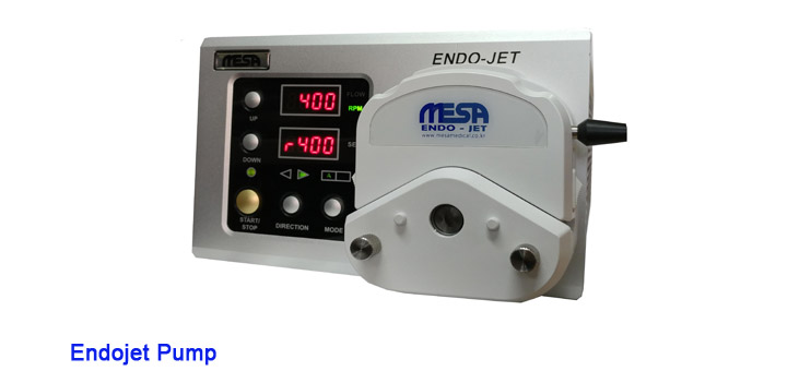 Endojet Pump for GI
