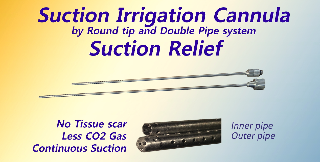 Suction Relief